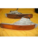 CAMRY 95-96 Parklamp/Turn Signal; bumper-mtd (pair) - $18.30