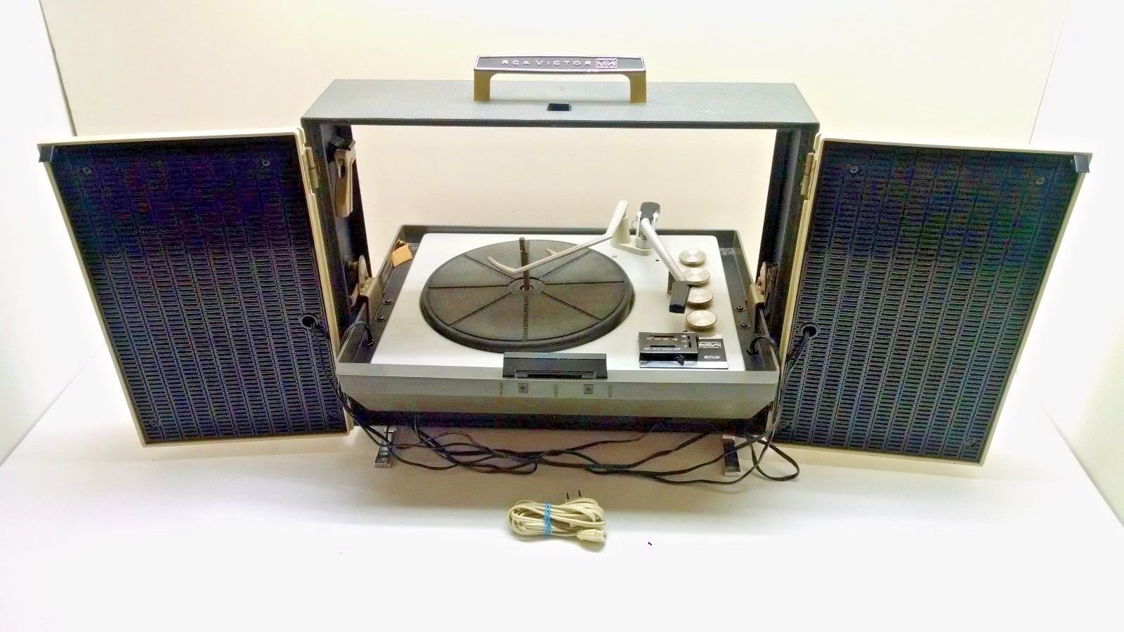 Vintage RCA Victor Solid State Portable and 50 similar items