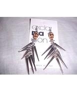 skull earrings - brand new - free shipping - $9.99