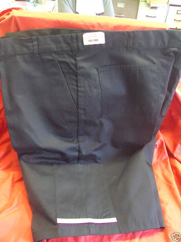 Primary image for MENS UNIFORM SHORT- NEW- SIZE 46- NAVY BLUE- IMAGEWEAR