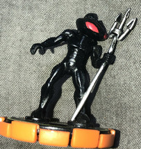 Heroscapes Super Hero Marvel Figure Game Piece Cake Topper Black Mantra - $14.85