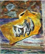 Bonnard 1944 LITHOGRAPH +COA. Les Poissons. Superb Pierre Bonnard 1940s Art - $189.00