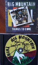 "Big Mountain ""Things To Come"" Autographed CD - $10.95"