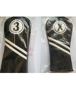 Golf Head Cover's Fairway, & Utility/Hybrid cover's goes with your Manf.... - $19.75