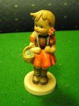 """Outstanding .HUMMEL Goebel """"School Girl"""""""" Figurine  #81 2/0  W.Germany..... - $23.76"""