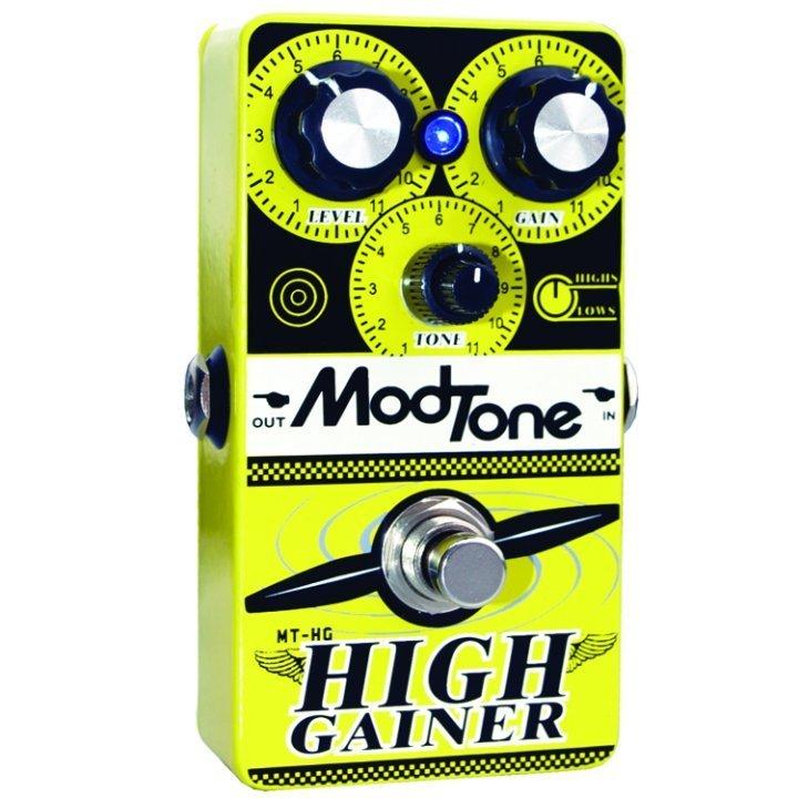 ModTone MT-HG High Gainer Distortion Pedal