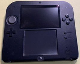 Nintendo 2DS Blue & Black Handheld System Console - For Parts - Please R... - $37.36