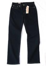 BLUE Levis 514 Straight Indigo Wash 005140391 BLUE Jeans Denim 32 x 34 S... - $33.24