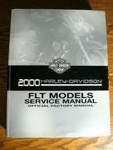 2000 Harley-Davidson Service Manual, Touring FLT Electra Glide Road King Glide - $113.85