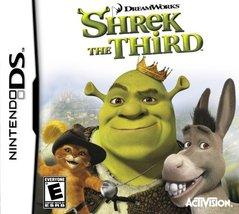 Shrek the Third - Nintendo DS [video game] - $19.79