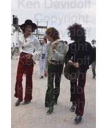 Jimi Hendrix Rare 8x12 Photograph with The Expe... - $99.99