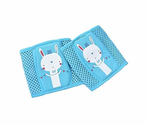 Cute Crawling Baby Knee Pads Adjustable Toddler Knee Brace Protector 1 Pair for