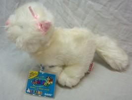 "Ganz Webkinz Lil' White Persian Cat 8"" Plush Stuffed Animal New w/ Tag - $16.34"
