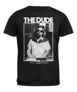 Big Lebowski - Dude Photo T-Shirt - $26.45 CAD+