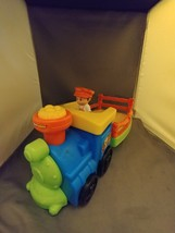 Fisher-Price Little People Choo-Choo Zoo Train - $8.00