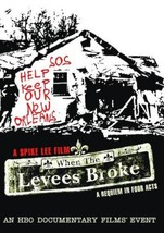 WHEN THE LEVEES BROKE NEW DVD - $67.90