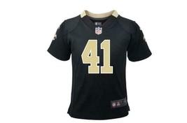NEW KIDS NIKE NFL NEW ORLEANS SAINTS ONFIELD FOOTBALL JERSEY KAMARA #41 ... - $37.77