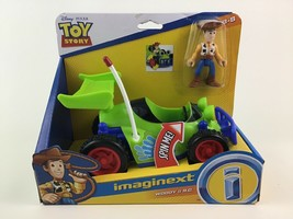 Toy Story Imaginext Woody and RC Toy Figures Disney Fisher Price 2018 Se... - $29.65
