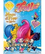 Trollz Magic of the Five - New Dvd - free shipping - $6.99