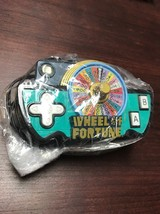 Jakks Pacific Wheel Of Fortune Plug and Play TV Show Video Game 2005 - $9.99