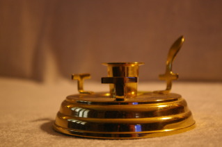 PartyLite Chamber Lamp BASE ONLY Party Lite RETIRED