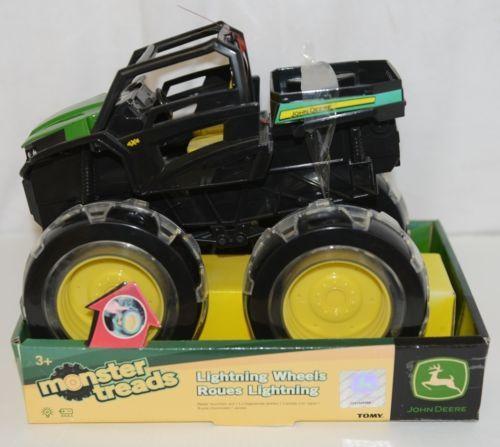 John Deere LP53324 Monster Treads Lightning Wheels 4X4 RSX Gator