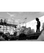 Jimi Hendrix Rare 12x18 Photograph Performing a... - $199.99