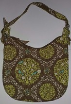 Vera Bradley Olivia Purse Sittin in a Tree Shoulder Bag, Small hand bag - $18.57