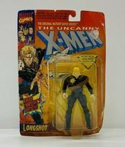 Toy Biz The Uncanny X-Men Longshot Knife Throwing Action Figure  - $11.30