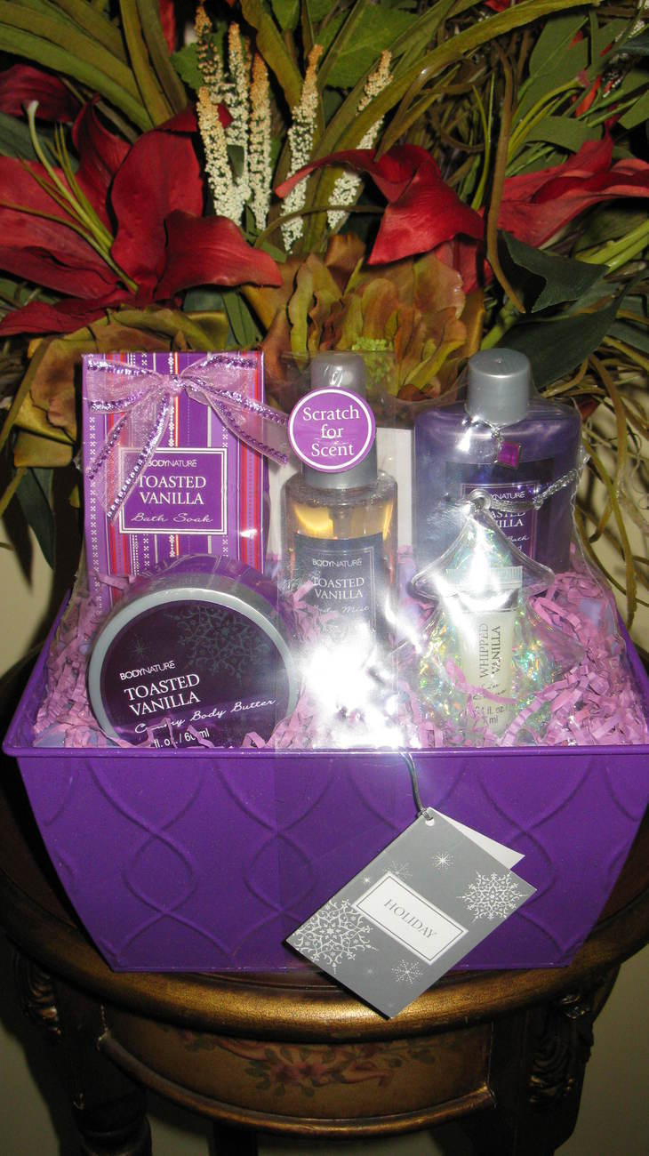 Primary image for  Bath Body Set Toasted Vanilla