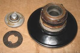 Vintage Singer 15-91 Balance Wheel w/ Gears & Stop Motion Knob image 2