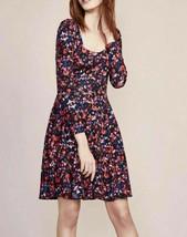 HDnParis Saraid Womens MultiColor Dress Floral Long Sleeve FitnFlare Siz... - $59.24