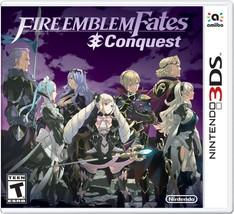 Fire Emblem Fates: Conquest (Nintendo 3DS, 2016) NEW - $42.47