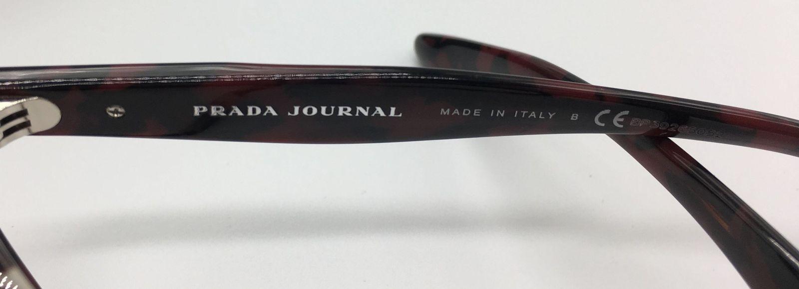 29fdb5c998f Made in Italy! Prada Journal VPR04T U6K-1O1 and 50 similar items