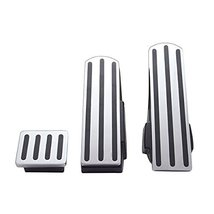 United Pacific 70260 Kenworth Chrome Pedal Set - $185.67