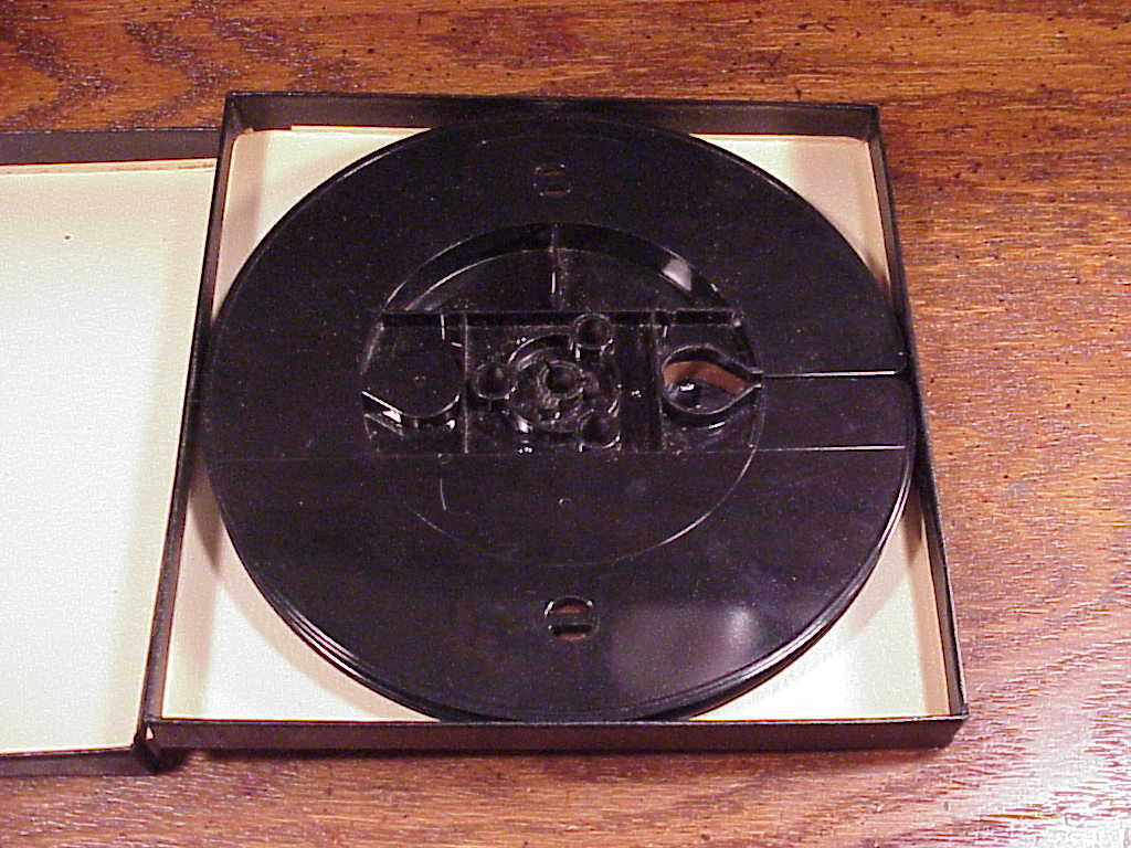 1969 Rod McKuen at Carnegie Hall Reel to Reel to Reel Tape, no. 1794 image 4