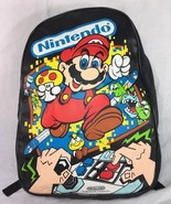 VTG Nintendo Backpack 1988 Super Mario 80's Original NES Bag Video Game - $219.99