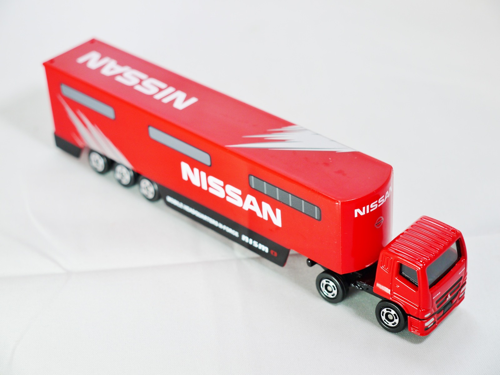 Diecast Truck Tomica No77 Hino Profia Original Takara Tomy Toys Rus Exclusive Nissan And 50 Similar Items Toysrus Nismo Mobile Headquarters N Force