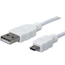 Manhattan 323987 A-Male to Micro B-Male USB 2.0 Cable (3ft) - $19.15