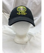 trucker hat baseball Cap US ARMY VETERAN United States Vintage USA Eagle... - $39.99