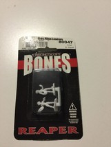 Gray Alien Leaders 80047 - Chronoscope Bones - Reaper Miniatures D&D War... - $4.95