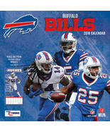 NFL Wall Calendars-NFL-B Bills - $20.59