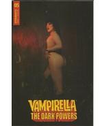 Vampirella The Dark Powers #5 2021 Dynamite Rachel Hollon Cosplay Photo ... - $12.86