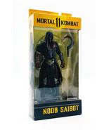 Mortal Kombat 11 NOOB SAIBOT Bloody Variant 7 inch Action Figure McFarla... - $28.06