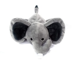 KINREX  Elephant Pacifier Holder  Baby Soothie Stuffed Animal Toy free s... - $15.50