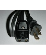 """Power Cord for West Bend Versatility Slow Cooker Model 84905 (2pin 36"""") - $14.10"""