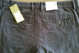 Goodfellow & Co™ ~  Slim, Lined Trousers ~ Men's 34 x 34 ~ Xavier Navy ~... - $23.76