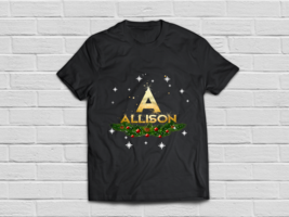 Funny Allison Personalized Name shirt for Christmas day - $18.95