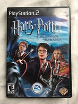 PS2 - Harry Potter and the Prisoner of Azkaban - Complete - Refurb & Tested - $19.75