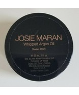 JOSIE MARAN WHIPPED ARGAN OIL SWEET HOLLY 2 OZ New - $9.90